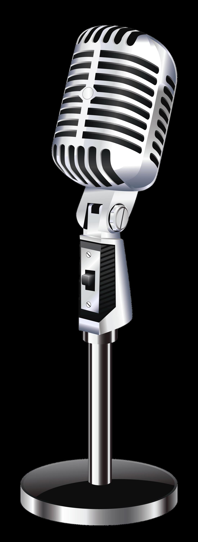 Maccabee PR podcast microphone