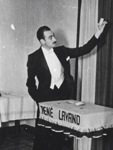 Rene Lavand